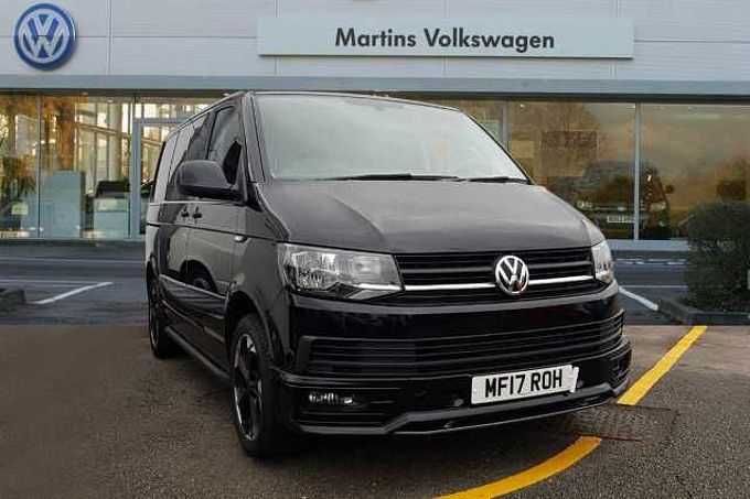 Volkswagen Transporter T32 Kombi Highline SWB EU6 150 PS TDI BMT 6sp Man with Sportline Extras