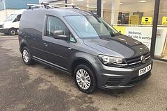 Volkswagen Caddy C20 Trendline 2.0 TDI 102PS