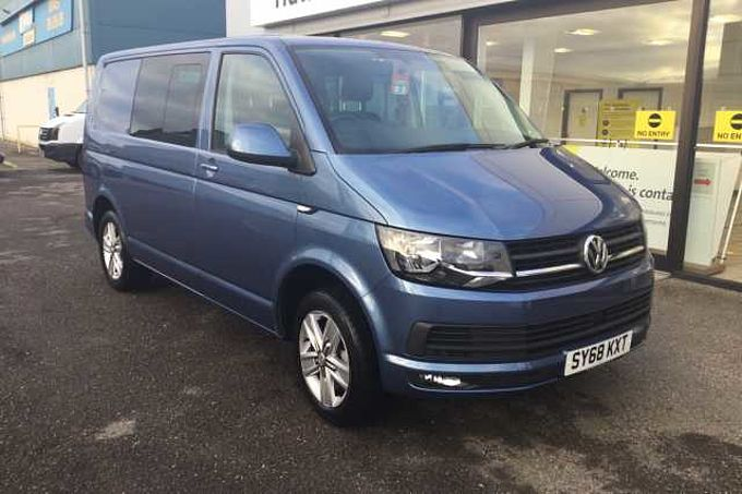 Volkswagen Transporter Kombi T32 Highline 2.0 TDI 150PS