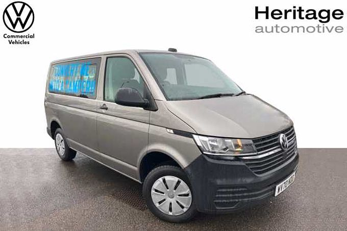 Volkswagen Camper Conversion Ready 2.0TDI 110PS