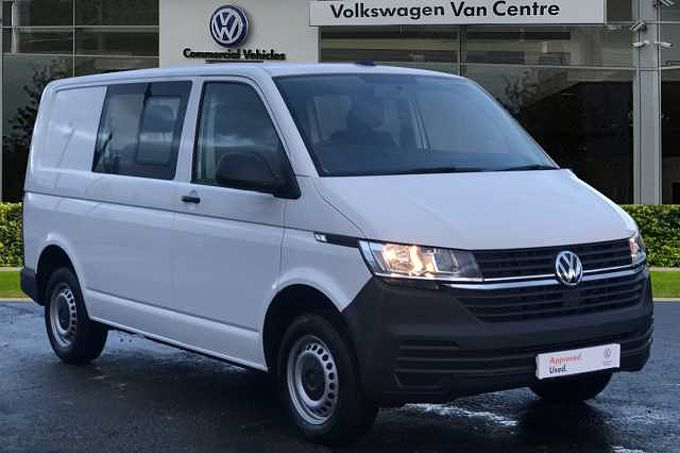 Volkswagen Transporter Kombi T30 Startline SWB 110 PS 2.0 TDI 5sp Manual